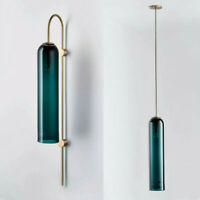 Glass Pendant Light Bar Modern Lamp Bedroom Wall Sconce Kitchen Pendant Lighting