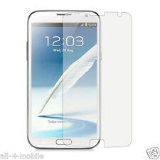3 X Anti Scratch Pantalla Tapa Protector Film De Aluminio Para Samsung N7100 Galaxy Note 2 Ii