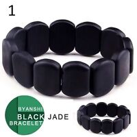 Byanshi/bianchi Bracelet for health unisex. Natural Bian Stone