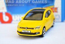 VW POLO GTI MK 5 1:43 Car NEW Model Diecast Models Cars Die Cast Mark Volkswagen