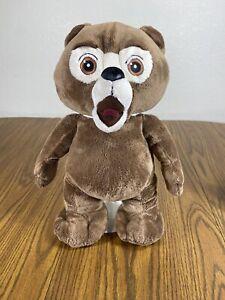 "Fiesta Great Wolf Lodge BRINLEY BEAR Story Explorers Plush Toy 16"" Stuffed Doll"