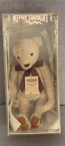 Merrythought Bear Vintage Limited Edition 361/1000 The Attic Teddy Bear