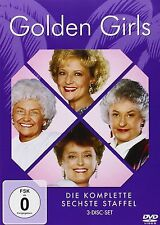 Golden Girls Complete Series 6 DVD Sixth Season R2 UK Compatible Release