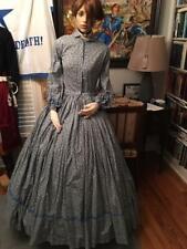 Civil War or Western era ladies' reproduction dress