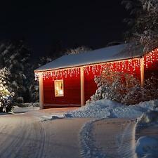 Decorazione Natalizia Led Illuminazione Natale Luci 16M 320 Led  Snow Motion