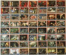 Jurassic Park 1 Base Card Set 88 Cards Topps 1993