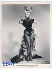 Jayne Mansfield Sheriff of Fractured Jaw VINTAGE Photo