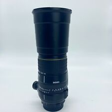 Sigma 170-500mm f/5-6.3 APO Lens for Nikon