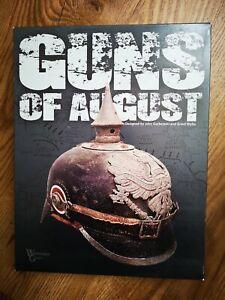 Wargame Guns of August Worthington Games