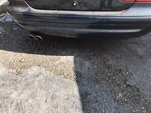 Mercedes Clk W208 Amg Rear Bumper