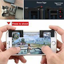 Gaming Trigger Fire Button L2R2 Sharp Shooter Controller PUBG For iPhone Android