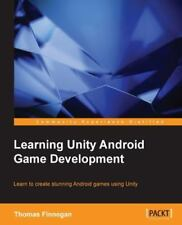 Learning Unity Android Game Development (Paperback or Softback)