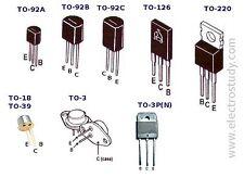 PHILIPS BFR64 Microwave Power Transistor 3.5Watt Gold Wing New Quantity-1