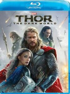 Thor: The Dark World (Blu-ray 2014)  FREE  SHIPPING!!