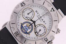 Bulgari Diagono Scuba FIFA Limited Edition da uomo cronografo automatico watch SC38