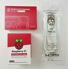 Raspberry Pi4 Complete Kits. 4gb + Optionally Select/Add A PREMIUM Case ✔👀