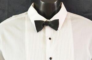 Van Heusen Formal Dinner Tuxedo Dress Shirt - Size 42 Full Cut - Excellent Cond.