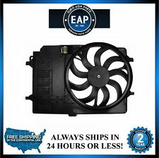 For 2002-2003 Mini Cooper 1.6L L4 Supercharged Engine Cooling Fan Assembly New