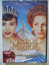 NEW/SEALED - MIRROR, MIRROR (DVD, 2011) Julia Roberts, Lily Collins