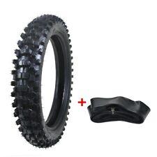 110/90-18 18 inch Rear Tyre Tire + Inner Tube Pocket Bike Dirt Bike Off-road