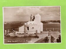 The Huer's Look out Newquay RP pc  unused Sweetman Ref E771