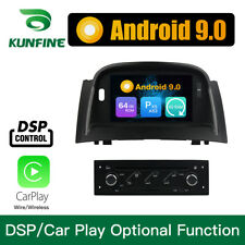 Android 9.0 Octa Core Car DVD GPS Player Navi Stereo for Renault Megane II 04-09