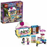 LEGO 41366 Friends Olivia's Cupcake Café Playset, Olivia and Emma mini-dolls Toy