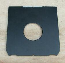 Wista Linhof fit generic Lens board  compur copal 0  badged shenhao centre hole