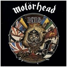 Motörhead - 1916 SONY RECORDS CD 1991