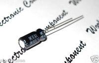 10pcs - ROE Roederstein EKO 1uF (1µF) 63V Radial Electrolytic Capacitor