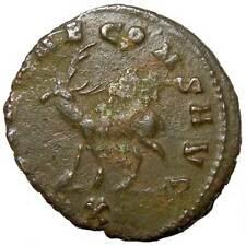 "Gallienus AE Antoninianus "" Stag "" Rome"