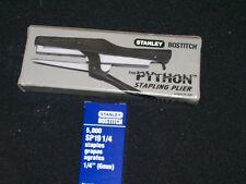 NEW Hand Stapler P-3 Bostitch