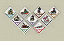 Hungary 1962. Auto / car and motor racing wonderful set MNH (**)