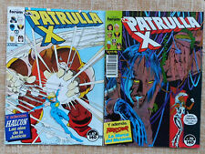 Comics, La Patrulla X, nº 67 y 70, Forum, Marvel, Chris Claremont, 1988, Juvenil