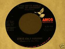 Steve Colt Paradox-Mr. Pitiful-'69 Soul DJ 45!
