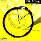 Triscan Seilzug Feststellbremse 8140 29168