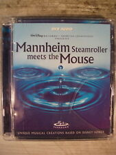 Mannheim Steamroller Meets The Mouse (DVD-Audio, 1998) Disney Songs