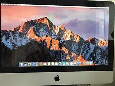 "Apple iMac 21.5"" 1Tb HDD 4GB Ram"