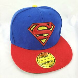 OFFICIAL DC COMICS Superman Snapback