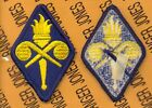 US Army Chemical School Cadre & Student patch m/e
