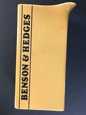 Benson & Hedges Eiskrug 18 cm