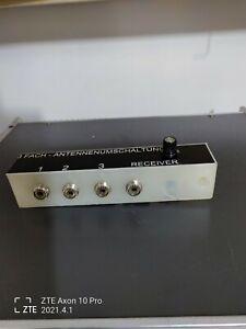 Teflon 3  Fach Antennenumschalter