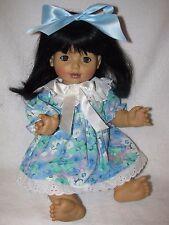 "14"" Playmate Baby So Beautiful Oriental Doll"