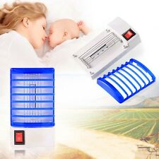 Led Socket Electric Mosquito Killer Fly Bug Insect Catcher Trap Night Light BE