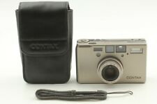 [N mint w/ Case Strap] Contax T3 D Double Teeth Camera Manual from Japan 151941