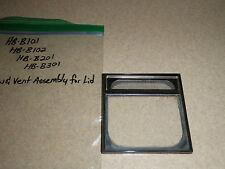 Hitachi Bread Machine Glass Window & Vent Assembly For Lid Hb-B101,-B102,Hb-B201