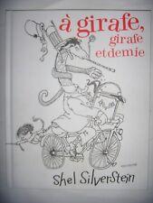 Dessins humour: Silverstein: A girafe, girafe et demie, 2006, TBE
