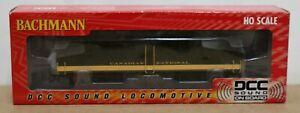 Bachmann 64901 HO CN Canadian National  Alco FB2 Diesel RTR w DCC & Sound NIB