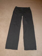 ATHLETA CHARCOAL HEATHER GRAY CHALET ELASTIC WAIST LOUNGE SWEAT PANTS SIZE S