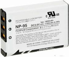 Battery NP-95 NP95 Fujifilm Finepix X100 F30 F31fd Real 3D W1 1 Year Warranty
